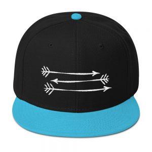 Snapback Hat FitGirls Inspire